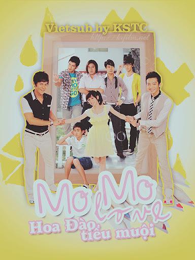 Momolove - Đào hoa tuổi muội