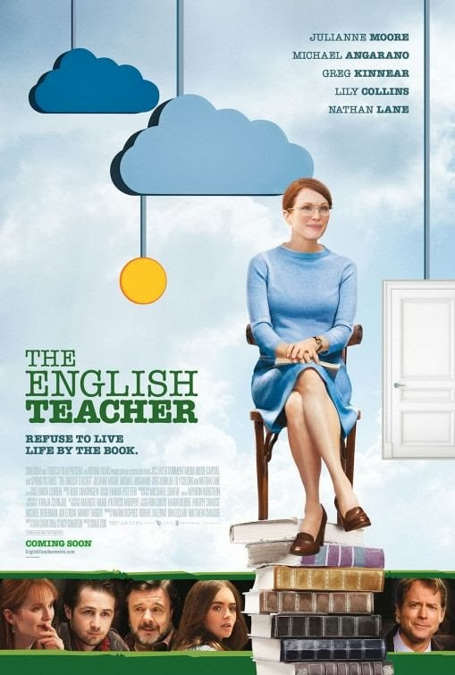 Poster Of English Movie The English Teacher (2013) Free Download Full New Hollywood Movie Watch Online At Alldownloads4u.Com