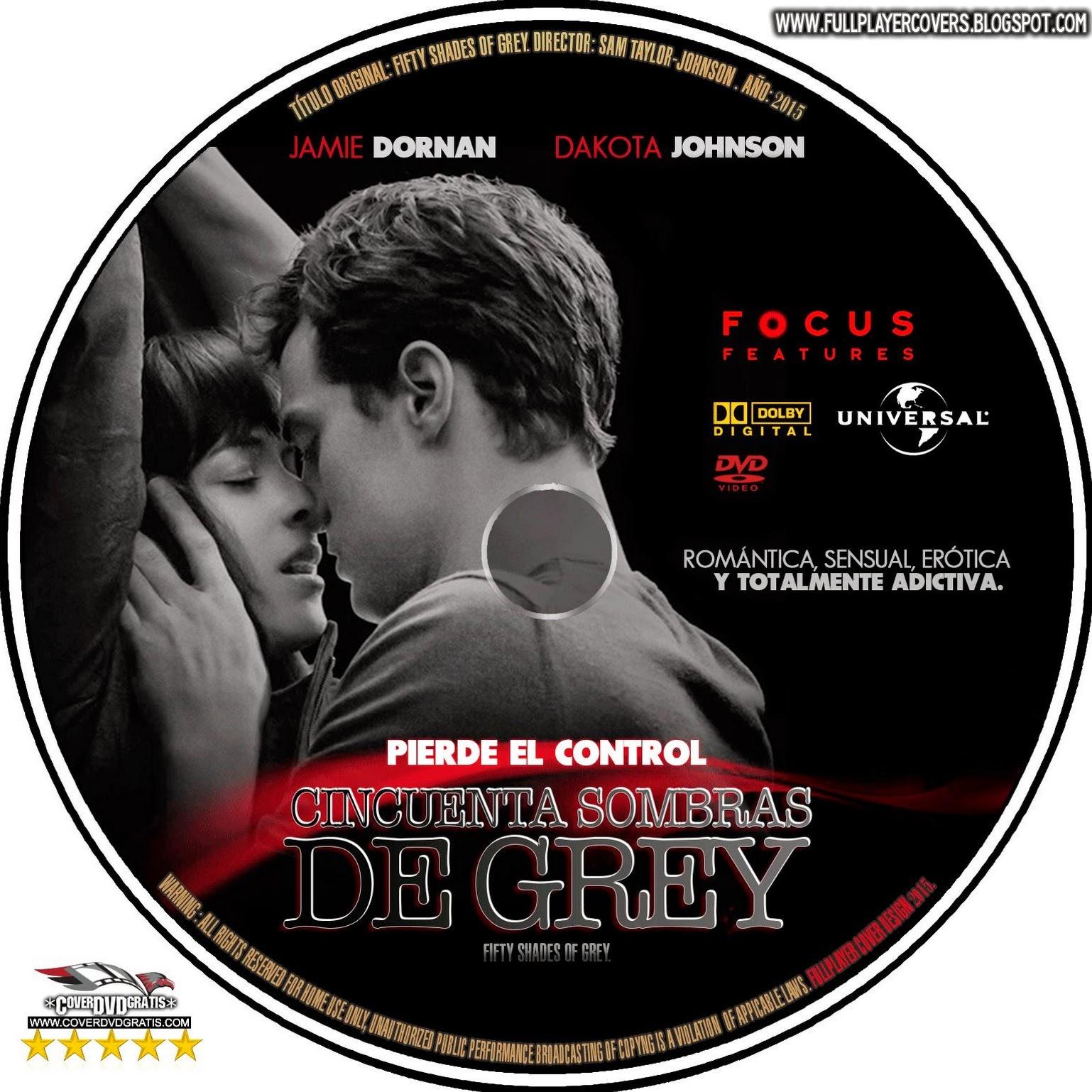 50 Shades Of Grey Bluray