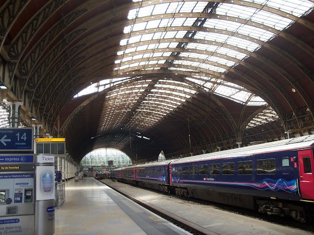 Paddington Station & Heathrow Express 3