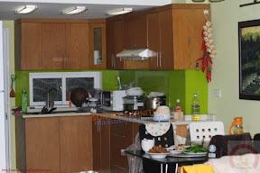 Tủ bếp gỗ tự nhiên BESM0107