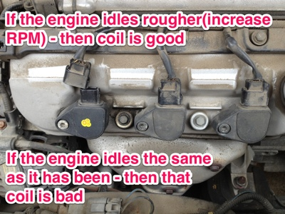 Cylinder Misfire - Bad Ignition Coil- Honda Accord   DIY Cove