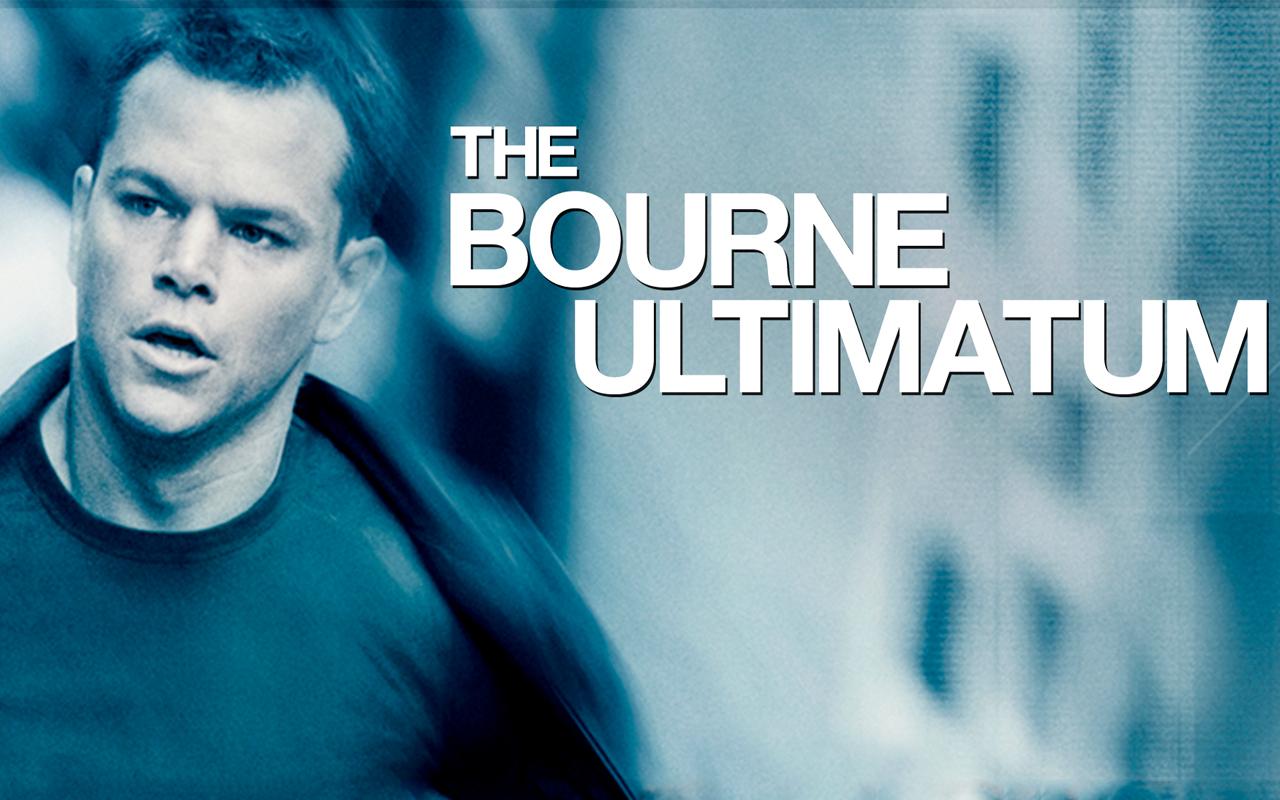 The Bourne Ultimatum: (2007)