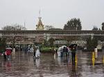 Rainy Disneyland
