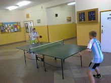 Szkolny Turniej tenisa Stołowego Chłopców i Dziewcząt