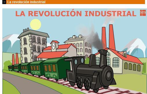 revolución industrial sm
