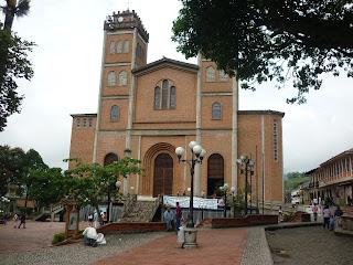 Catedral Jericó Antioquia