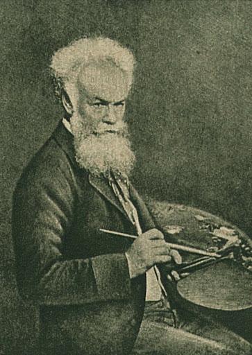 Munkácsy Mihály (Saját festménye 1896-ból)