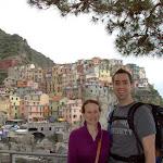 Cinque Terre, Pisa, and Milan