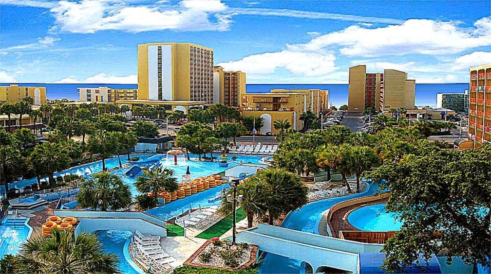 Myrtle Beach Resorts   Myrtle Beach Resort   Sea Mist Oceanfront