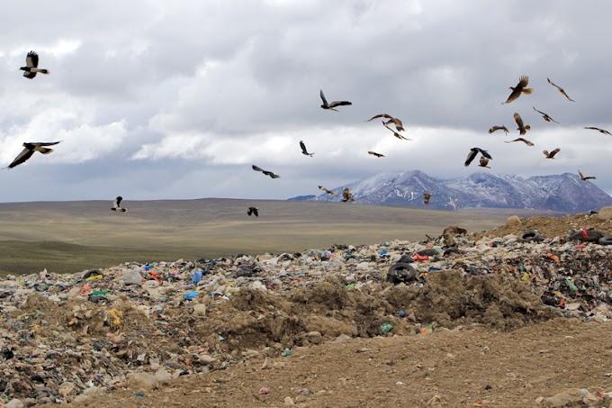 ¿A dónde va la basura en El Alto?
