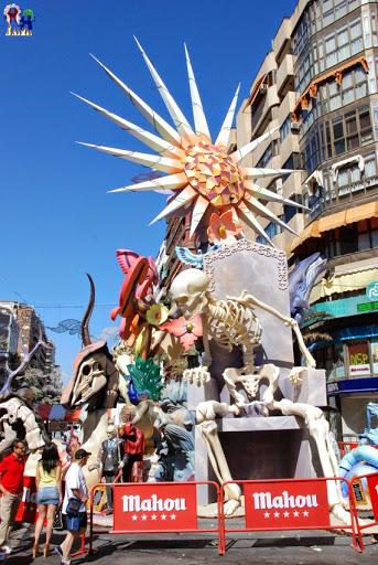 Hoguera 2013 Mercado Central