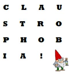 Claustrophobia by Rodney Sloan