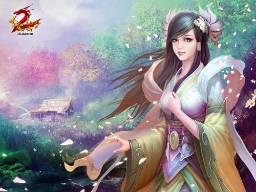 Thiên Long Bát Bộ 2 công khai loạt hình nền mới 9