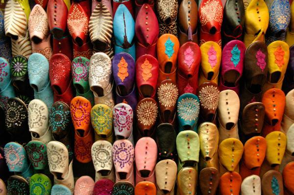 Moroccan Babouches Ralph Ledergerber Moroccan Interior