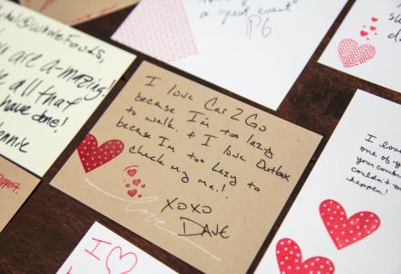 Carta de amor para tu pareja, enamorada y/o novia: Didme que si