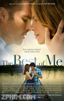 Thứ Tuyệt Nhất Trong Tôi - The Best of Me (2014) Poster