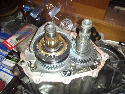 c60 transmission breakdown and rebuild part 1 (w pics) newcelica Toyota T Transmission