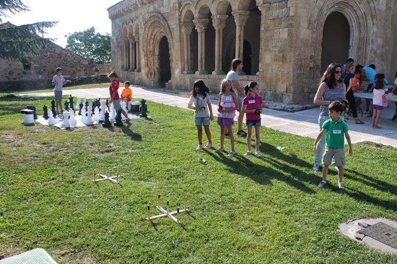 Fiestas Sotosalbos 2014