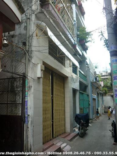 P1080877 Bán nhà Huỳnh Văn Bánh , Quận Phú Nhuận giá 2, 7 tỷ   NT134
