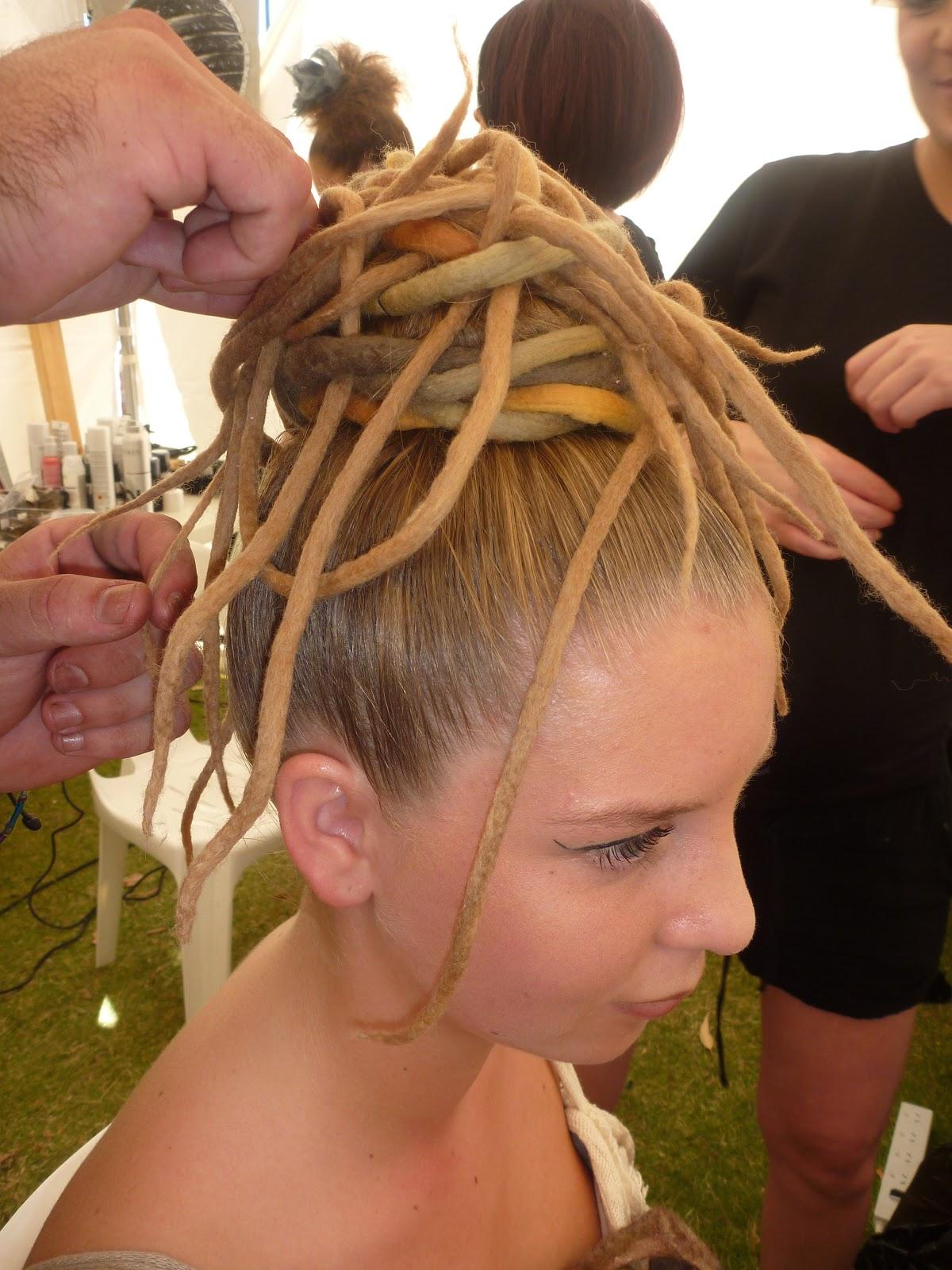 Superb 11Th Southern Hemisphere Felting Convergence 2011 South West Short Hairstyles Gunalazisus