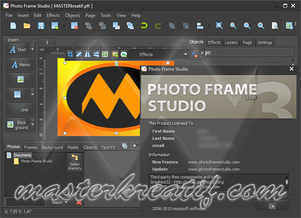 Photo Frame Studio 3.0