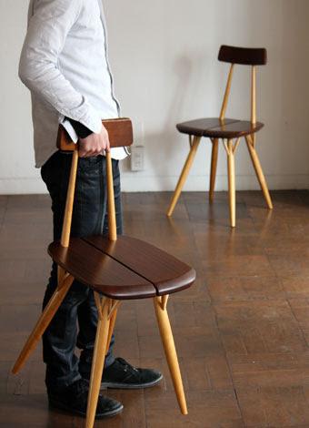 ピルッカチェア(Pirkka Chair):