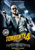 Torrente 4: Lethal Crisis (Crisis Letal) (2011) online y gratis