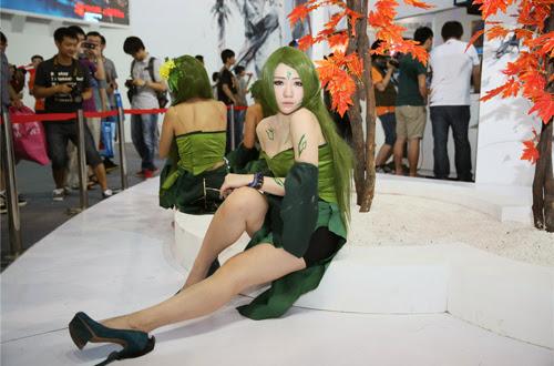 Chiêm ngưỡng cosplay Guild Wars 2 tại ChinaJoy 2013 12