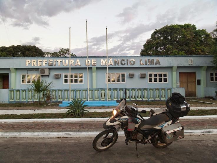 Brasil - Rota das Fronteiras  / Uma Saga pela Amazônia - Página 2 20140901_195212