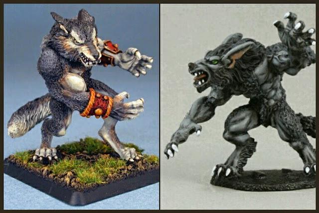 Hombres Lobo Reaper