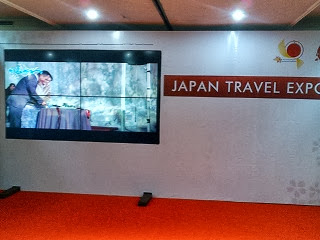 Rental Seamless - Japan Travel EXPO 2013 Istora Senayan