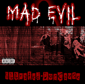 iLLrated & Doc Cause - Mad Evil