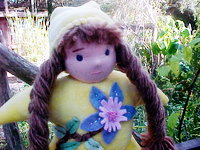 Custom First Doll -  Together We Create Your  Child's First Doll Friend