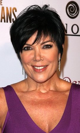 Astounding Hairstyle And Haircare Kris Jenner Hairstyle Pictures Short Hairstyles Gunalazisus