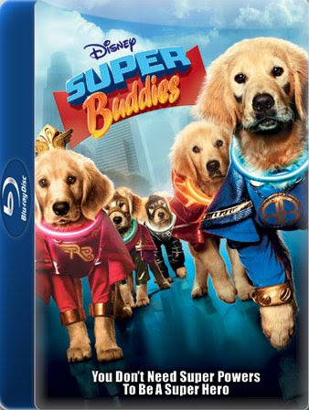 Filme Poster Super Buddies BRRip XviD & RMVB Legendado