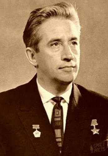 Deceased Konstantin Feoktistov
