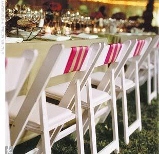 Decorar las sillas para una boda somosdeco blog de for Sillas decoracion