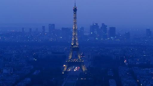 Eiffel Tower at Night, Paris, France.jpg