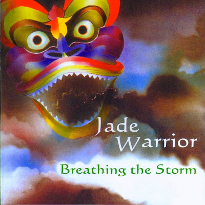 Jade Warrior ~ 1992 ~ Breathing The Storm
