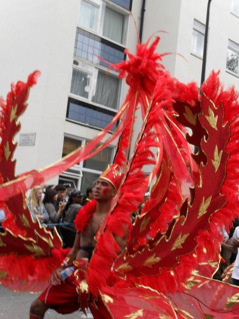 Карнавал в ноттинг хилл