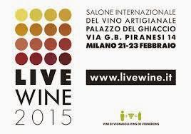 Live Wine 2015 Febbraio Milano