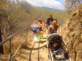 Oahu Family Activities Diamond Head Hike