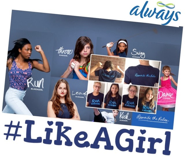 like a girl, #likeagirl
