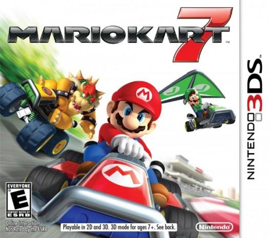 Mario Kart 7 Download Online Buy