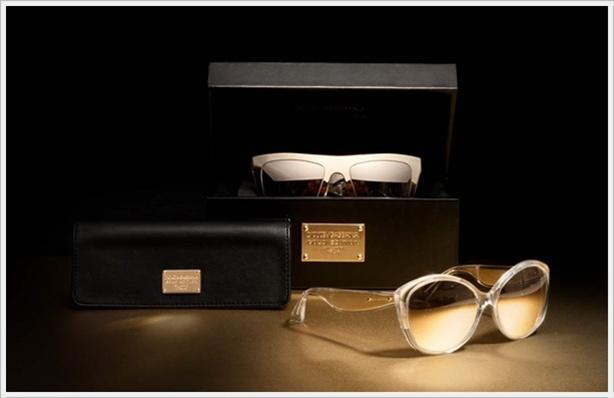 Dolce & Gabbana Gold Edition Sunglasses Fashion Eyewear