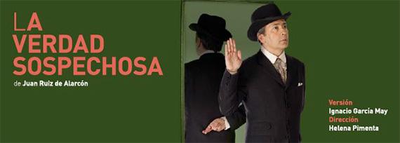 'La verdad sospechosa' de Juan Ruiz de Alarcón, en el Teatro Pavón