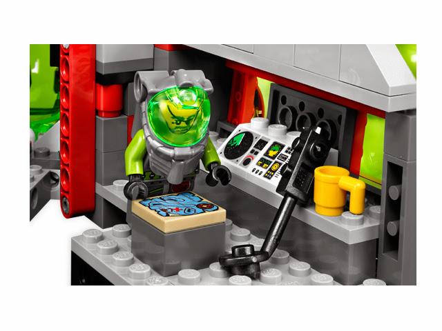 8077 レゴ アトランティス 深海レスキュー隊基地