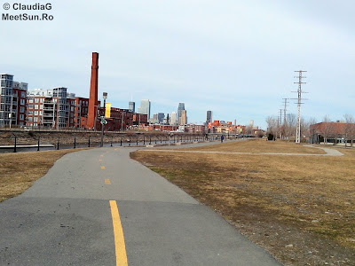 Montreal - Lachine Canal