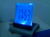 7 color led alarm clock review